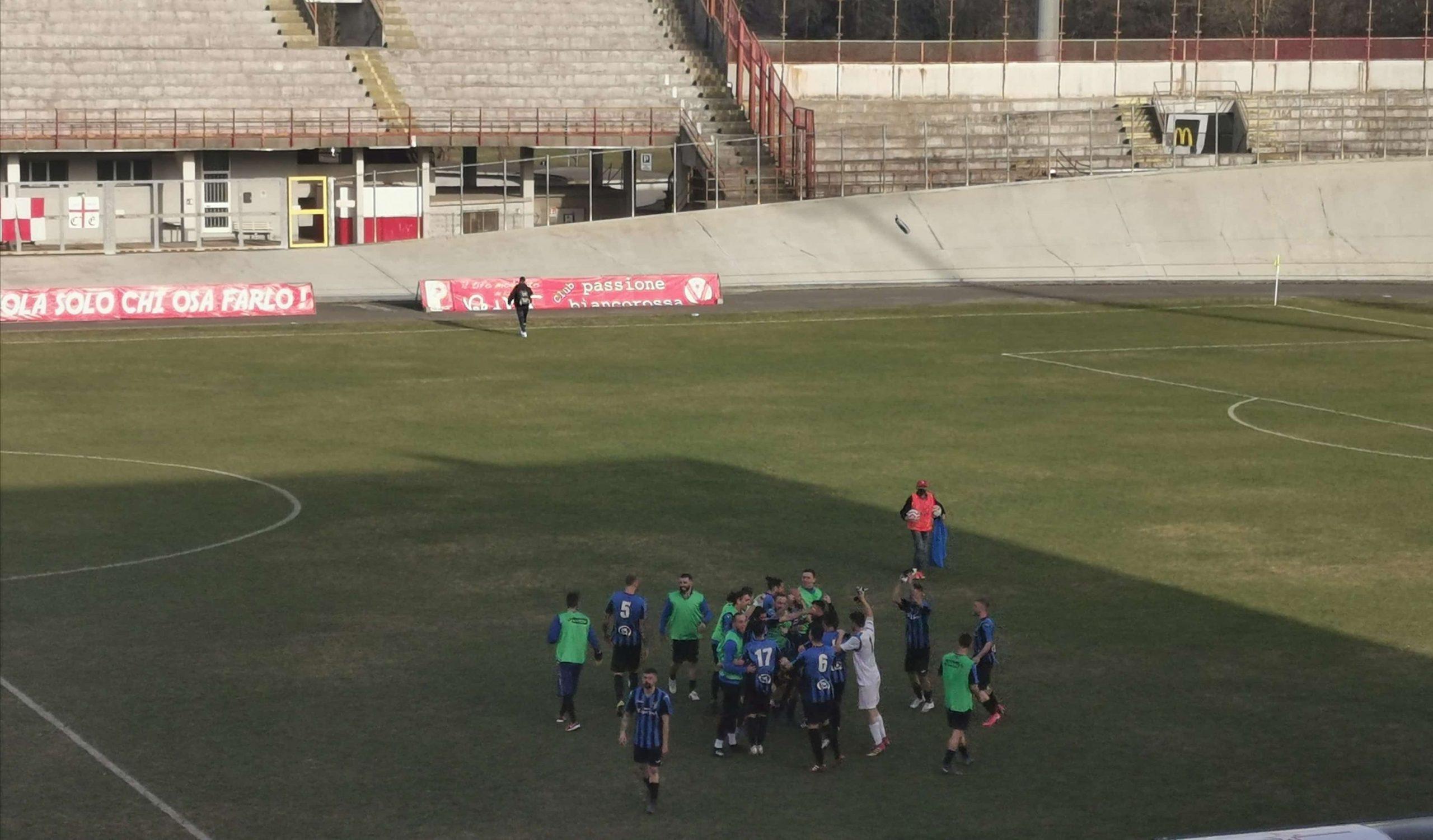 L'IMPERIA FIRMA UN'ALTRA IMPRESA: ESPUGNATO L' 'OSSOLA' PER 1-0