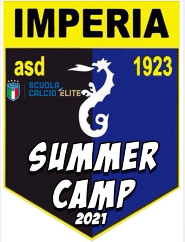 DAL 5 LUGLIO ARRIVA L' IMPERIA SUMMER CAMP