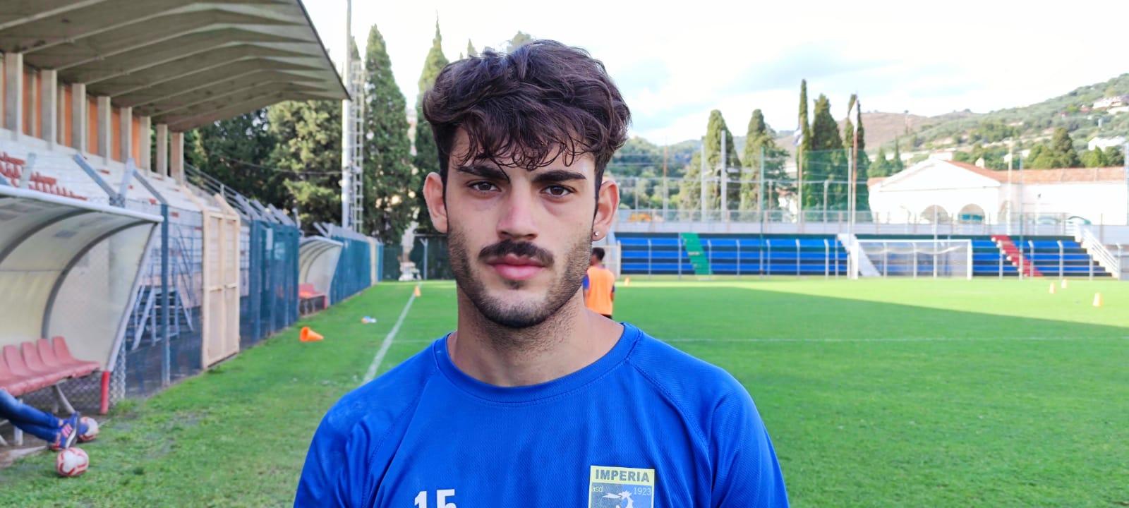 Gennaro De Simone è un nuovo giocatore dell'Imperia